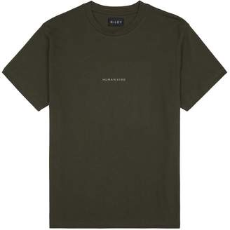 Riley Studio Human Kind Classic T-Shirt in Forest
