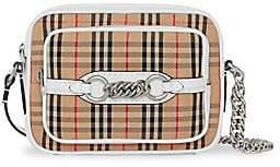 Burberry Women's Link Check Camera Bag