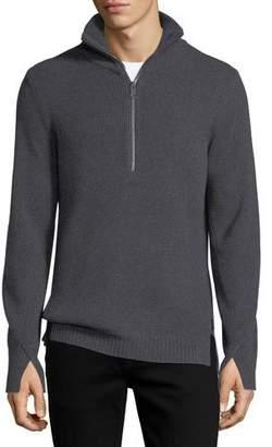 Burberry Rodwell Wool Zip Sweater