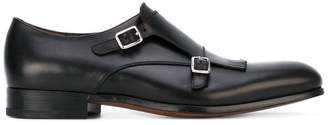 Salvatore Ferragamo monk strap shoes