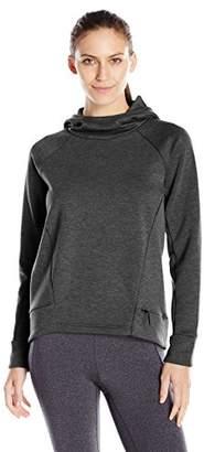 Lucy Women's Lux Fleece Pullover Sweatshirt $26.96 thestylecure.com
