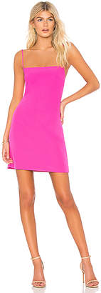 Milly Italian Cady Mini Slip Dress