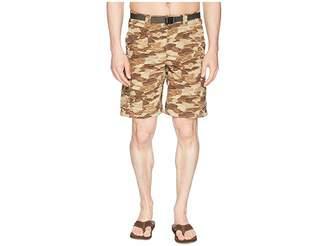 Columbia Silver Ridgetm Printed Cargo Short Men's Shorts
