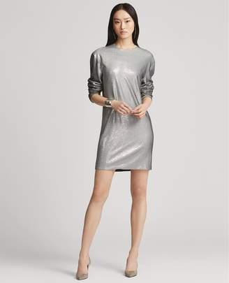 Ralph Lauren Sondra Sequined Dress