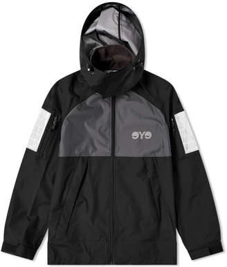 Junya Watanabe Eye Reflective Hooded Jacket