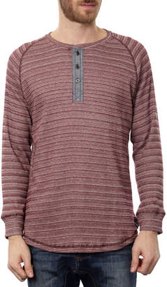 Dayton Px Clothing Men's Thermal Henley Shirt
