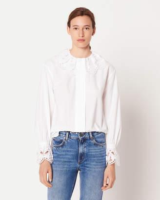 Sandro Lineaire Shirt