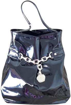 Viktor & Rolf Black Patent leather Handbag