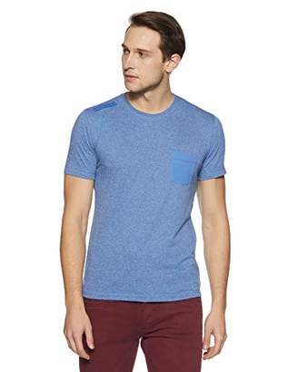 Something for Everyone Men's Casual Crew Neck Grindle Slim Fit T-Shirt Extra Large