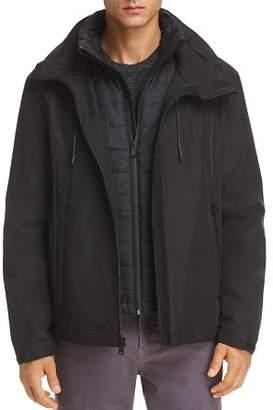Cole Haan Stitchlite 3-in-1 Rain Jacket