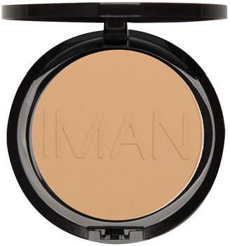 Iman Luxury IMAN Luxury Pressed Powder, Sand Light/Medium