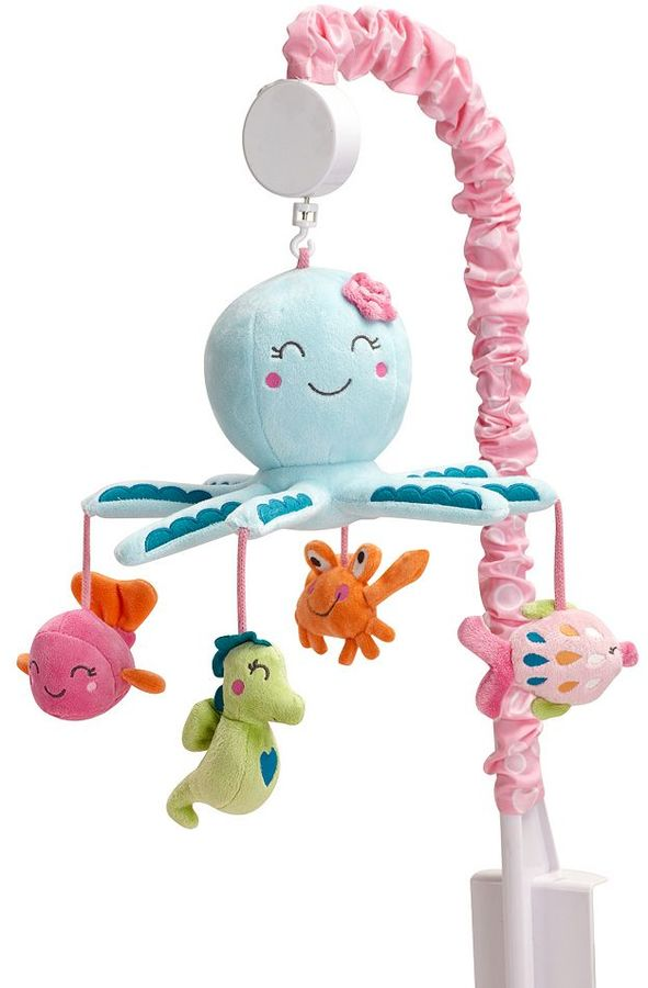 Carter's Carters Carter's Sea Collection Musical Crib Mobile