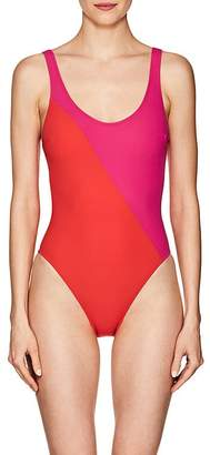 Araks Women's Harley Colorblocked One-Piece Swimsuit