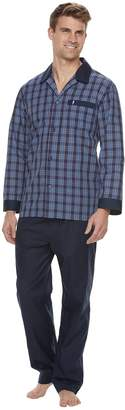 Jockey Men's Broadcloth Pajama Set