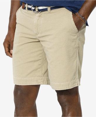Polo Ralph Lauren Men's Big and Tall Rugged Bleecker Shorts $85 thestylecure.com