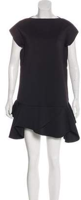 Givenchy Neoprene Mini Dress