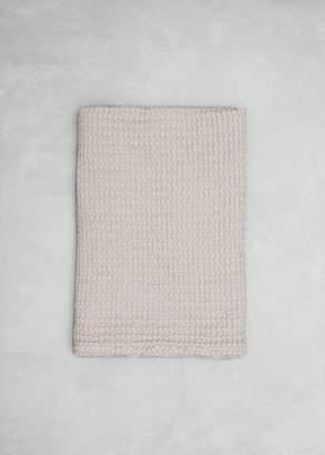 Hawkins New York Simple Waffle Bath Towel