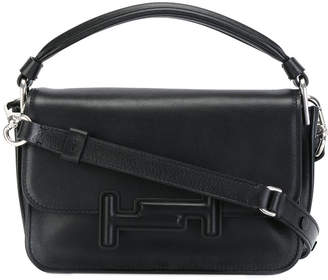 Tod's fold-over closure crossbody bag
