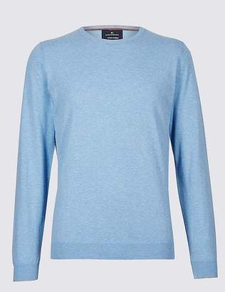 Marks and Spencer Cotton Rich Jumper