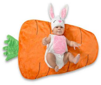 BuySeasons Swaddle Wings Bunny Baby Costume