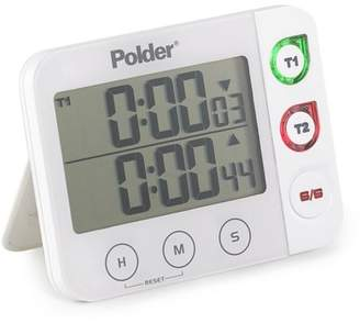 Polder Products LLC Digital Dual Timer