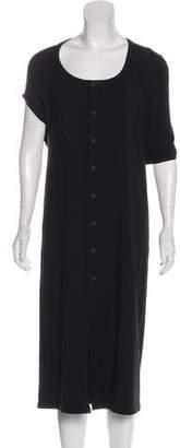 Y-3 Asymmetrical Midi Dress