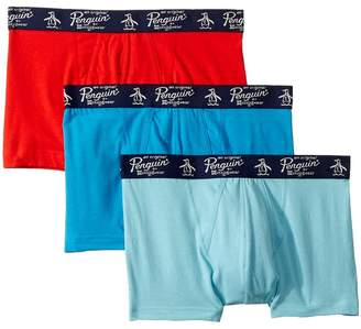 Original Penguin 100% Cotton 3 Pack Trunk Men's Underwear