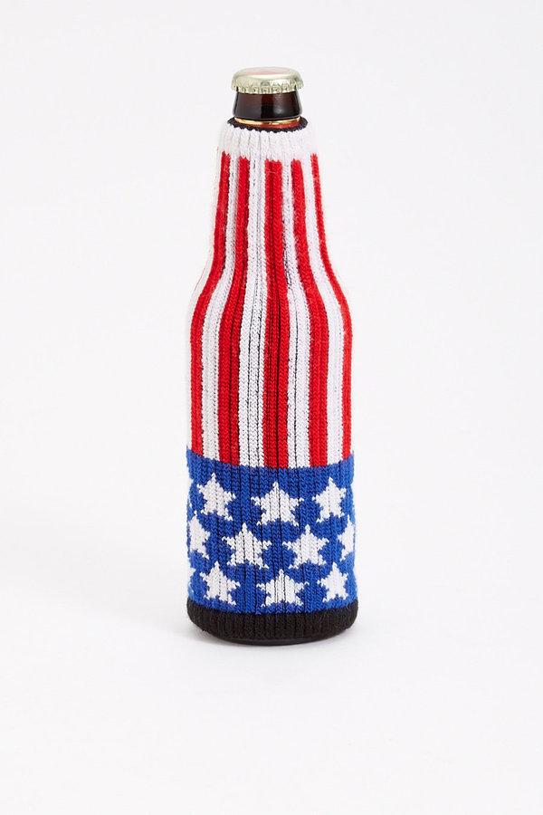 Freaker Baberaham Lincoln Beer Bottle Koozie