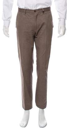 Salvatore Ferragamo Skinny Cropped Pants