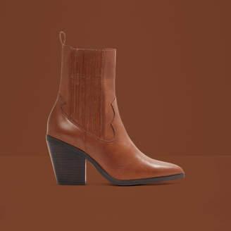 225a4e04cd33 Aldo Cognac Boots - ShopStyle