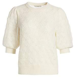 Joie Women's Wool & Cashmere Puff Sleeve Sweater