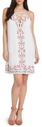 Willow & Clay Embroidered Shift Dress