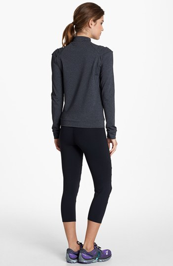 So Low Solow Tucked Raglan Sleeve Jacket