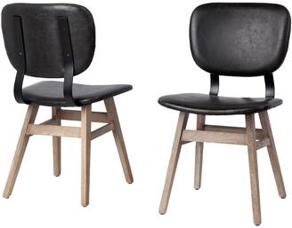 Mercana Home Haden Ii Set Of 2 Dining Chair