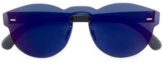 RetroSuperFuture Tuttolente Paloma Infrared round sunglasses