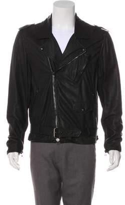 3.1 Phillip Lim Leather Moto Jacket black Leather Moto Jacket