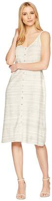 Lucky Brand Button Up Knit Dress Women's Dress