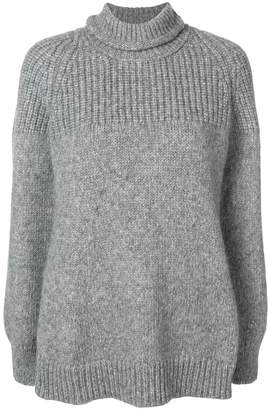 Dondup turtle neck knit jumper