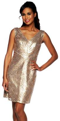 Mark Of Style By Mark Zunino Mark of Style by Mark Zunino Sequin Sleeveless Dress