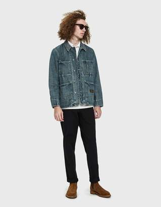 Neighborhood Coverall Jacket in Indigo