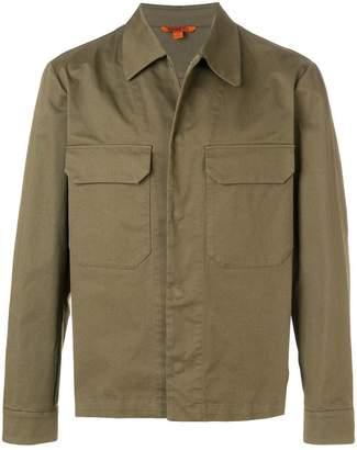 Barena button shirt jacket