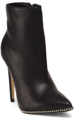 Pointy Toe Dress Booties