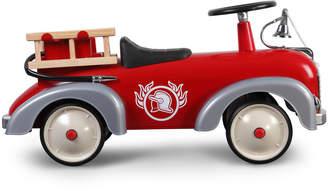 Baghera Kids Speedster Firetruck Ride-On Toy