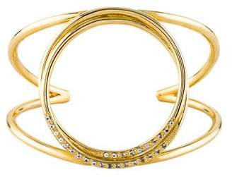 Elizabeth and James Topaz Cuff