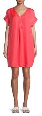 Halston H Dolman Sleeve Dress