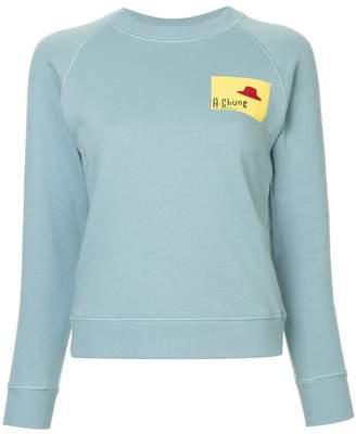 ALEXACHUNG Alexa Chung basic sweatshirt