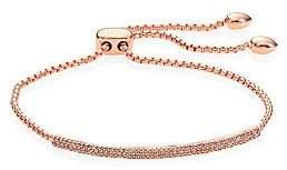Monica Vinader Women's Fiji Mini Bar Bracelet