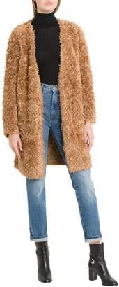 M Missoni Teddybear Effect Coat