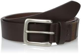 Dockers 1 3/8 Inch Stretch Belt with Stitch