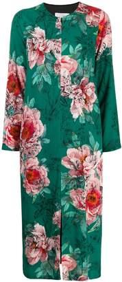 Soallure SO ALLURE floral long-sleeve dress